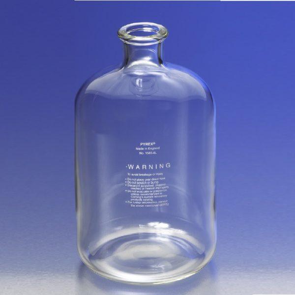 garrafão meio de cultura