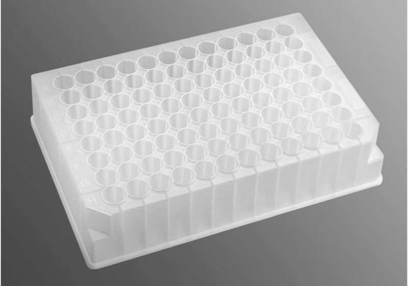 Microplaca 1100ul poço profundo Axygen ref.:P-dw-11-c